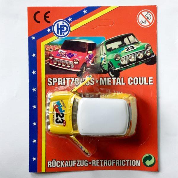 Hans Postler GmbH | Mini friction drive yellow