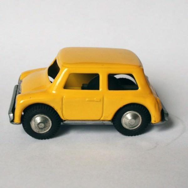 NOSAN Mini Blechspielzeug gelb