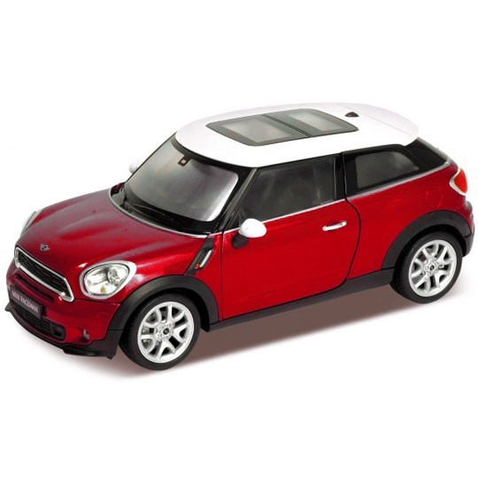 Welly | MINI Cooper S Paceman red