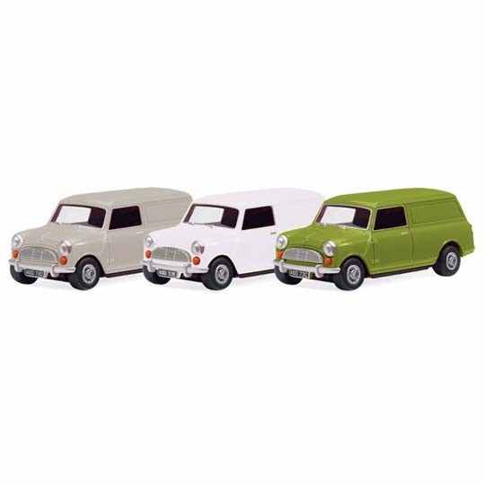 SkaleAutos | Mini Van 3er Set