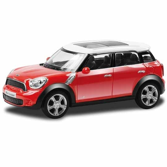 RMZ City | MINI Cooper S Countryman red