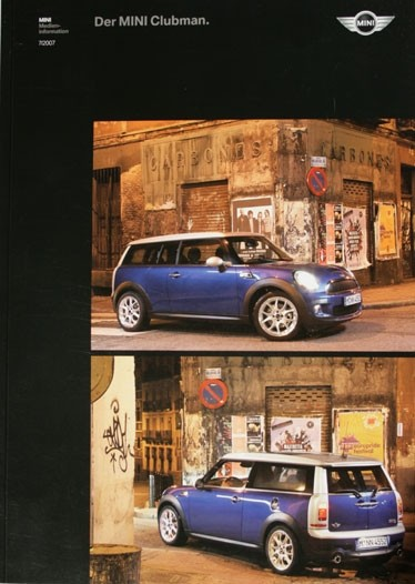 Press kit Mini Clubman