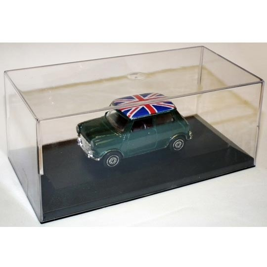 Guisval | Mini with Union Jack green