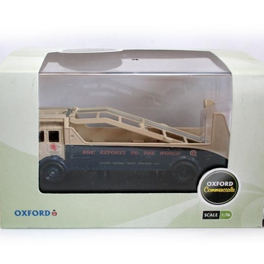 Oxford Diecast | BMC Autotransporter