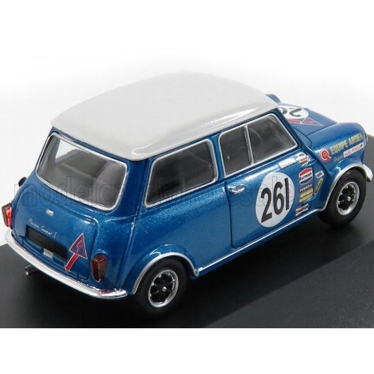 Atlas | Austin Mini Cooper S 970 British Touring Car Champions
