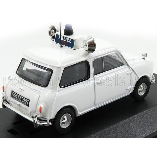 Atlas | Austin Mini Royal Ulster Constabulary Police