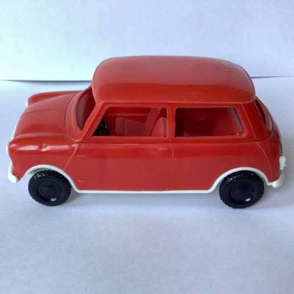 Lintoy / Lohan | Mini Cooper Kunststoff Finland