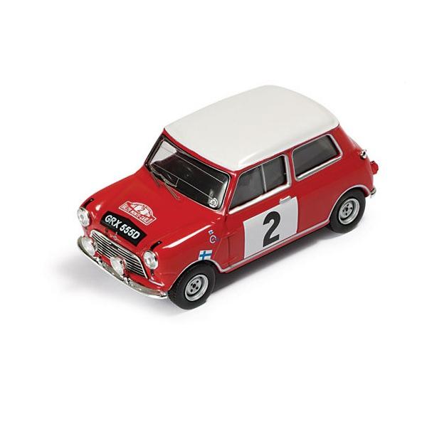 Ixo | BMC Cooper S Rallye Monte Carlo 1966