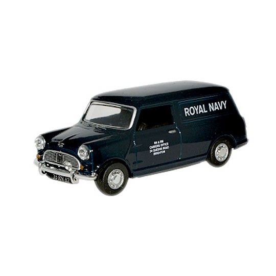 Oxford Diecast | Mini Van Royal Navy
