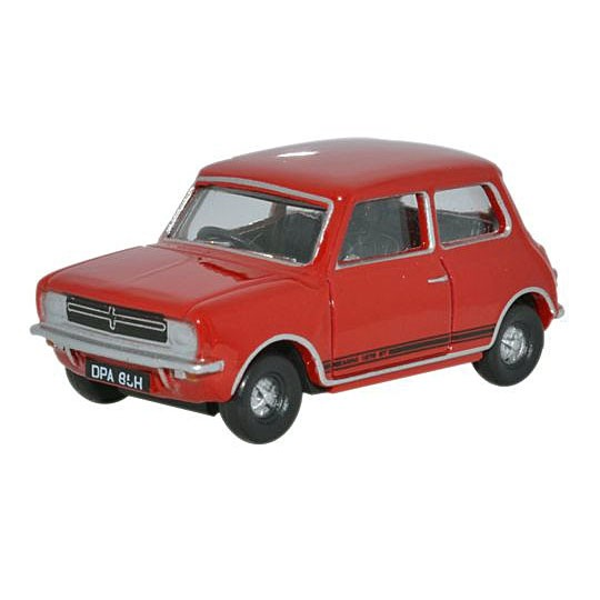 Oxford Diecast | Mini 1275 GT rot