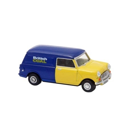 Oxford Diecast | Mini Van British Coal