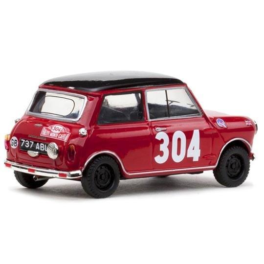 Vitesse | Morris Cooper #304 Monte Carlo 1962