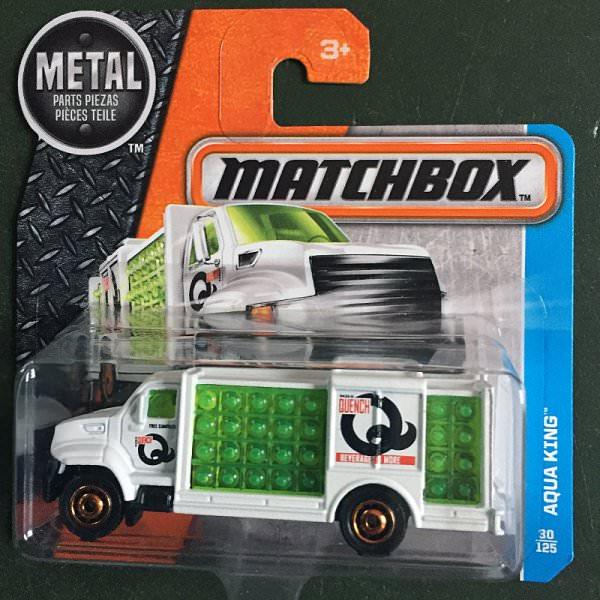 Matchbox   Aqua King