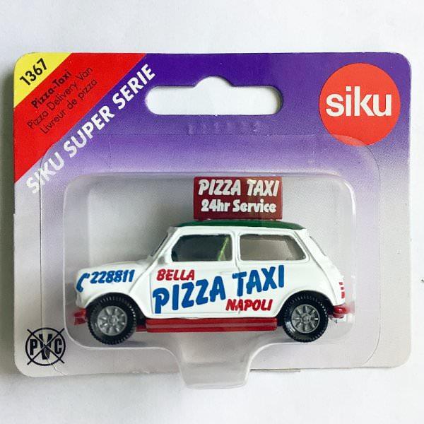 Siku   Mini Pizza Taxi OVP