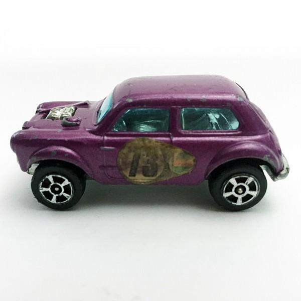 Corgi Juniors | B.V.R.T. Vita-Min Mini Cooper S 1300 5 Speichen