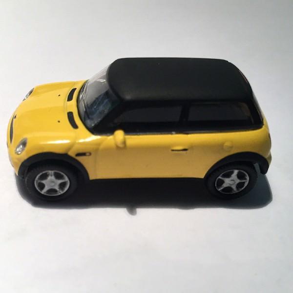 Schuco | BMW Mini Cooper gelb