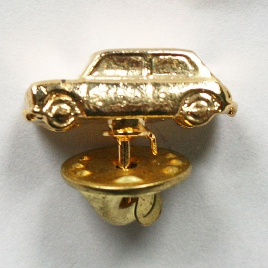 Pin / Anstecknadel eines Mini golden
