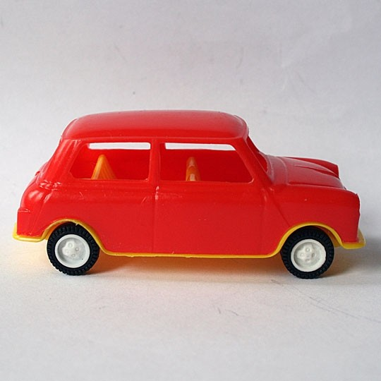 Grisoni | Mini Innocenti MK II red/yellow