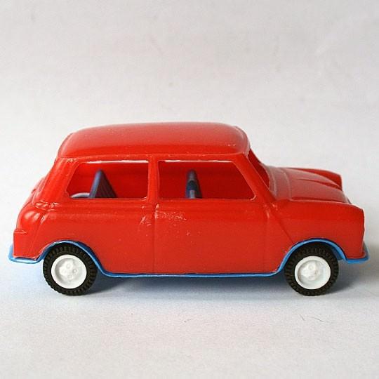 Grisoni | Mini Innocenti MK II rot/blau