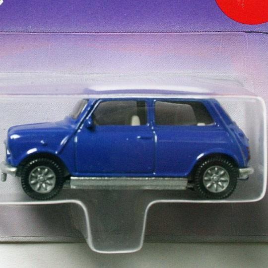 Siku | Mini Cooper blau/weiss