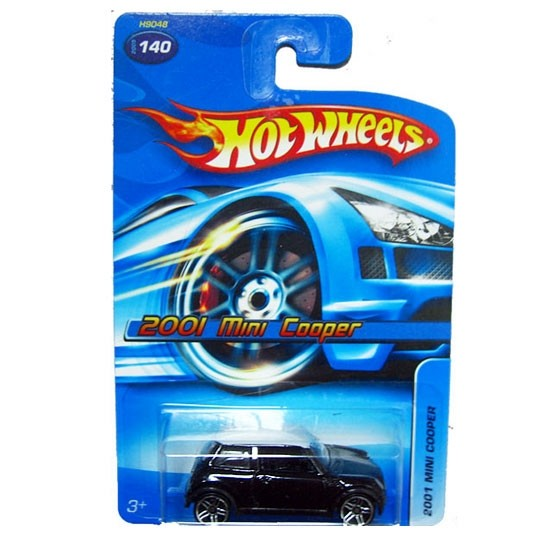 Hot Wheels | New Mini Cooper schwarz US