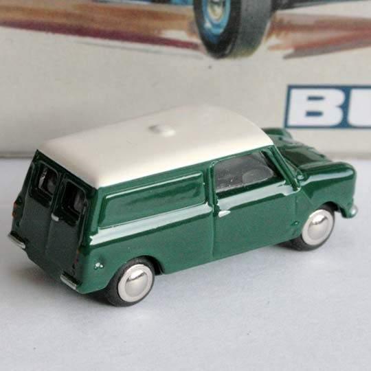 Bub | Mini Van grün