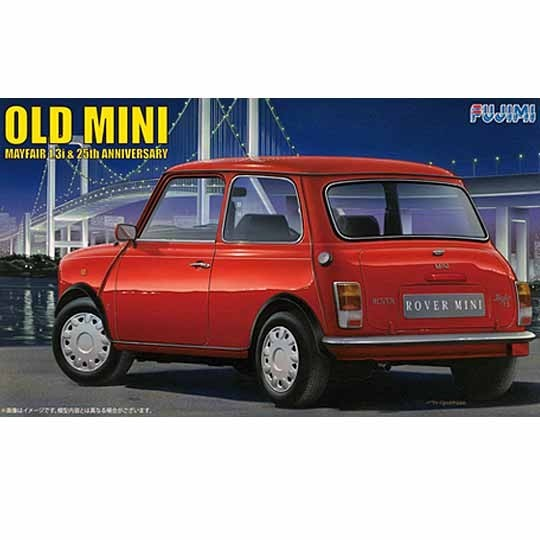 Fujimi | Mini Mayfair 1.3i Bausatz