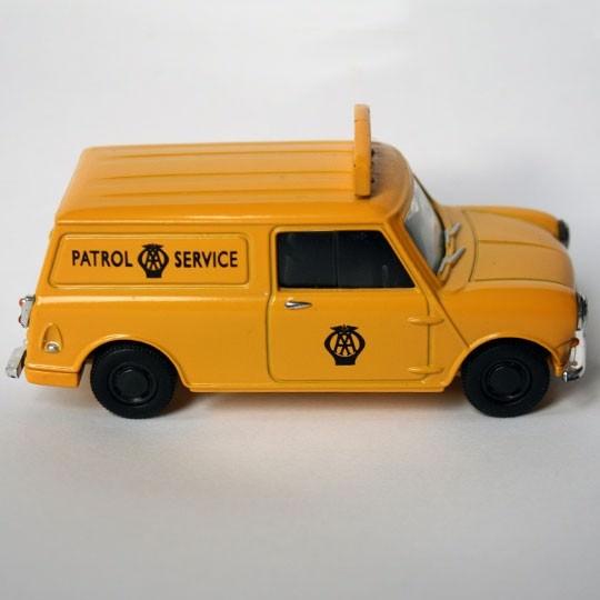 Corgi | Mini Van AA Service