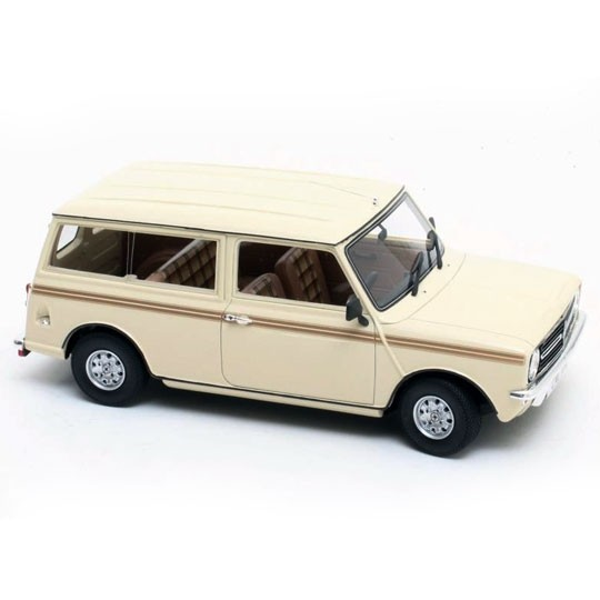 Cult Scale Models | Mini Clubman Estate beige