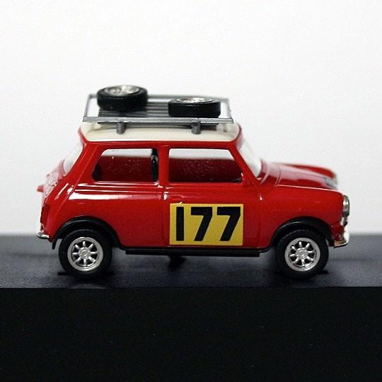 Herpa | Mini Cooper Rallye Monte Carlo 177
