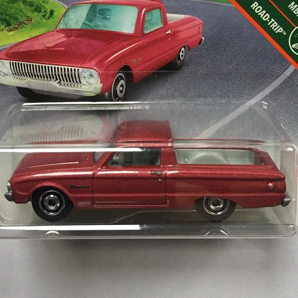 Matchbox | '61 Ford Ranchero Pick-Up