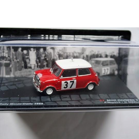 Altaya | Mini Cooper #37 Monte Carlo 1964