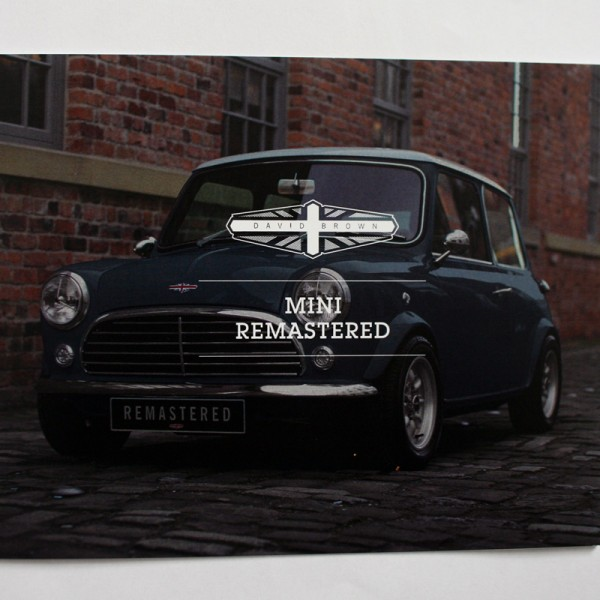 Prospekt Mini Remastered by David Brown