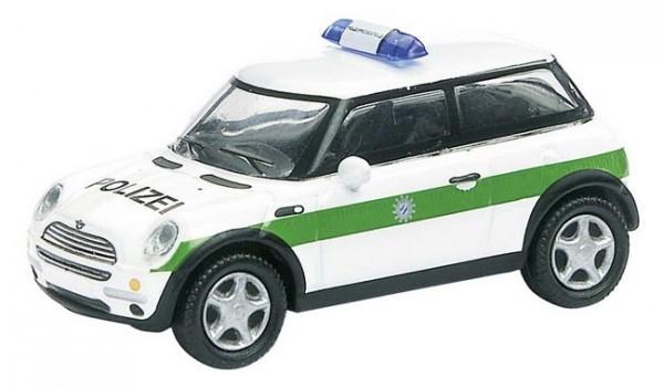 Schuco | BMW Mini Cooper Polizei