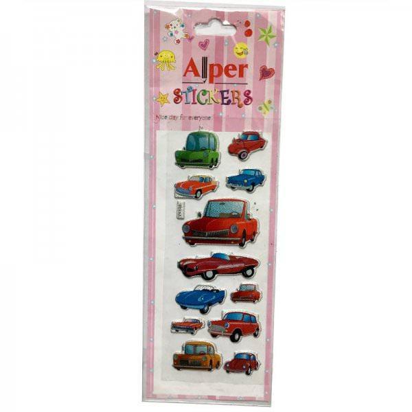 Alper | Auto Sticker Bogen mit einem Mini