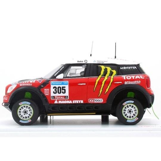 TSM | MINI Countryman Rally Dakar #305