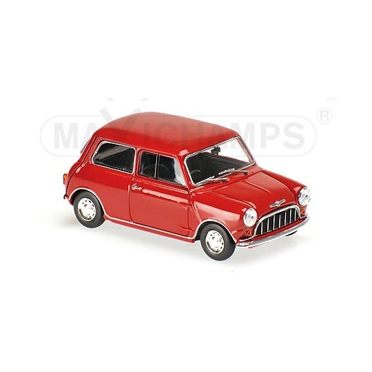 Maxichamps | Morris Mini 850 MkI dark red