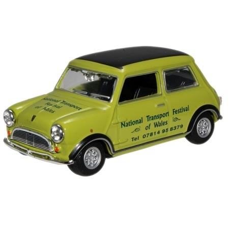 Oxford Diecast | Mini National Transport Festival