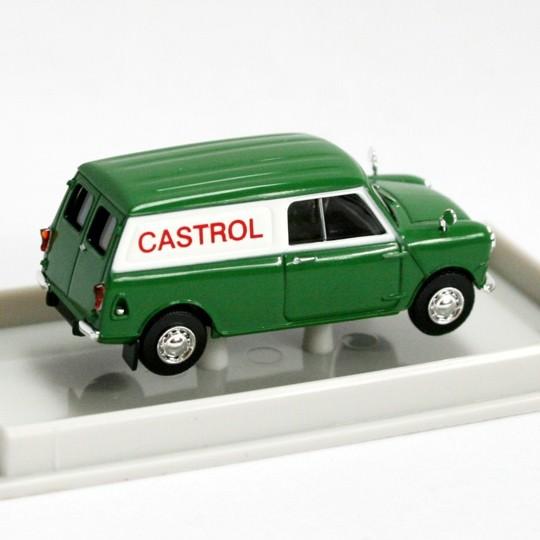 Brekina | Austin Mini Van Castrol grün LHD