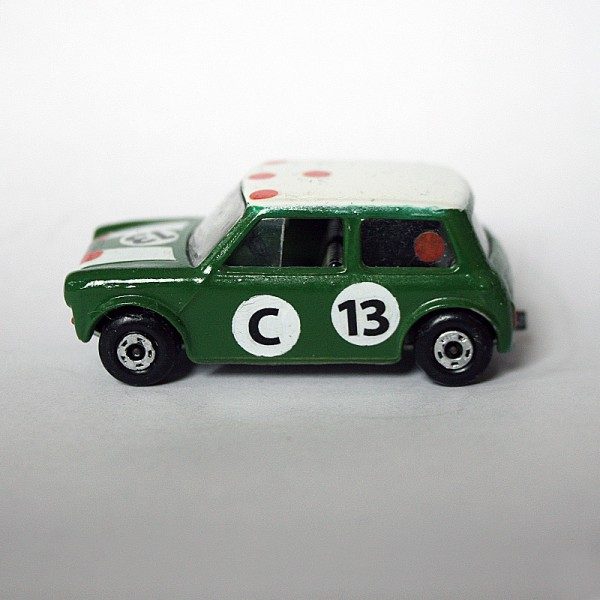 Matchbox | Mini Cooper Bathurst Code 3