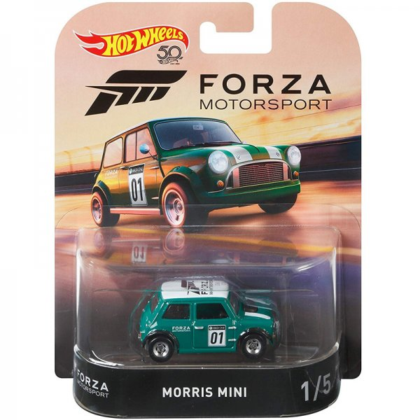 Hot Wheels | Morris Mini Forza Motorsport