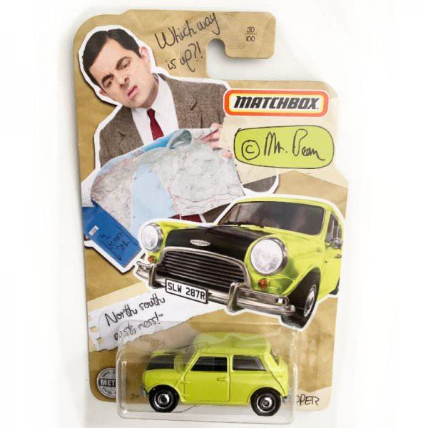 Matchbox | Austin Mini Cooper MR BEAN US