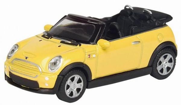 Schuco | BMW Mini Cooper Cabrio yellow