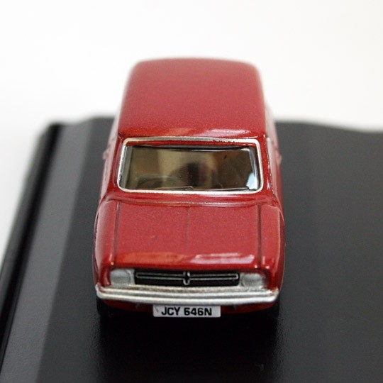 Oxford Diecast | Mini 1275 GT red metallic