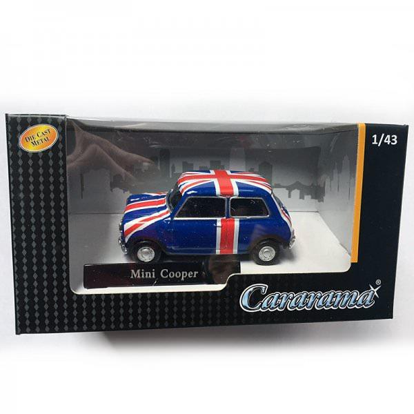 Cararama | Mini Cooper Union Jack