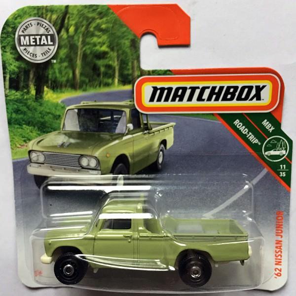 Matchbox | '62 Nissan Junior Pick-Up