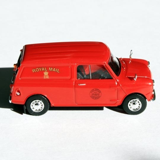 Brekina | Austin Mini Van Royal Mail