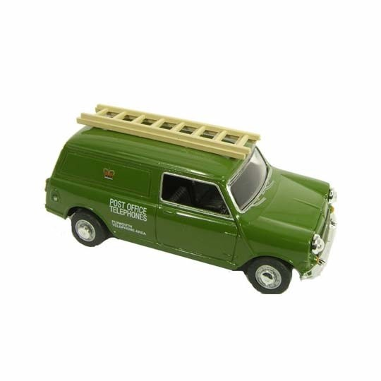 Oxford Diecast | Mini Van Post Office Telephones