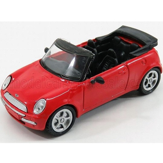 Top Mark | MINI Cooper Cabriolet rot