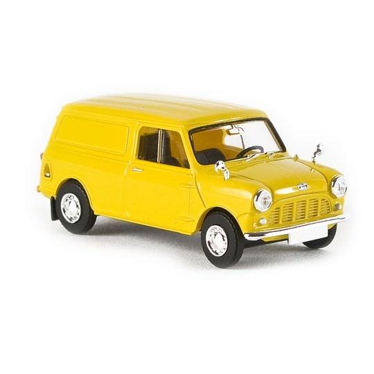 Brekina | Austin Mini Van gelb LHD